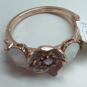 Betsey Johnson New Butterfly/Flower Bracelet